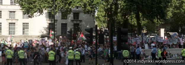 01 gaza vigil