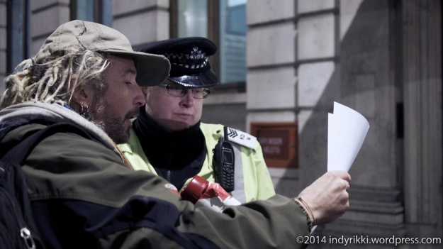 a Sergeant takes a look at injunction