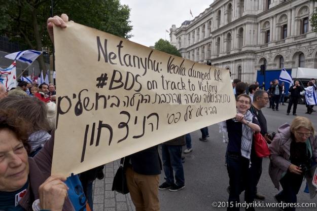 05 Netanyahu protest - ©indyrikki