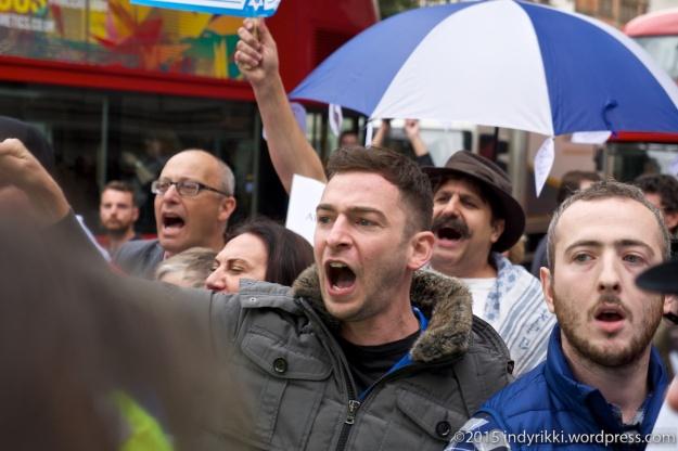 06 Netanyahu protest - ©indyrikki