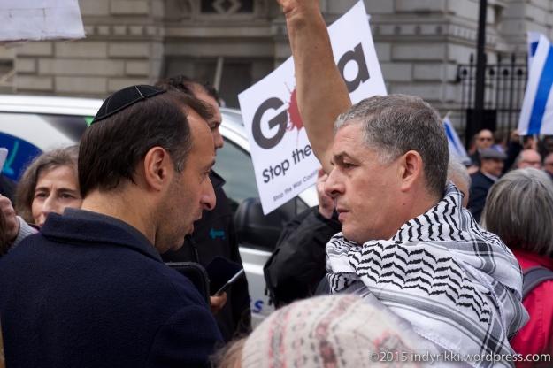 12 Netanyahu protest - ©indyrikki