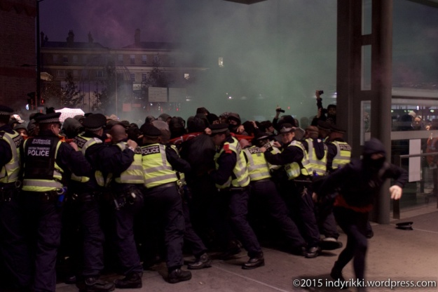 01 eurostar no borders protests - ©indyrikki