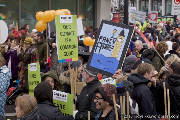 01 london climate march -© @indyrikki