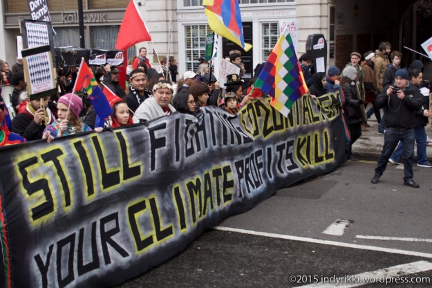 06 london climate march -© @indyrikki